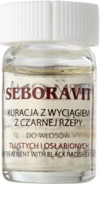 Farmona Seboravit Tratament leave-in pentru păr slab și uleios 2