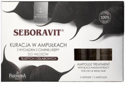 Farmona Seboravit Tratament leave-in pentru păr slab și uleios 3