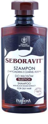 Farmona Seboravit шампунь для жирного волосся та шкіри голови