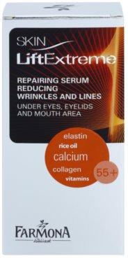 Farmona LiftExtreme 55+ verjüngende Creme für Augen- und Lippenkonturen 2