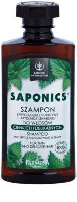 Farmona Saponics szampon do wzmocnienia włosów
