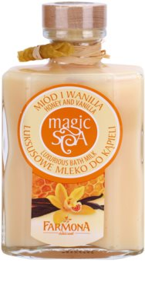 Farmona Magic Spa Honey & Vanilla lapte de baie