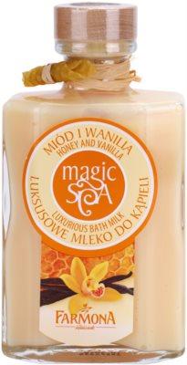 Farmona Magic Spa Honey & Vanilla mleczko do kąpieli