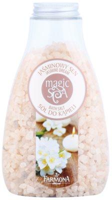 Farmona Magic Spa Jasmine Dream sales de baño  para dejar la piel suave y lisa