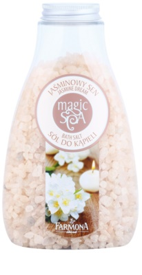 Farmona Magic Spa Jasmine Dream sare de baie cu cristale pentru piele neteda si delicata