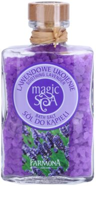 Farmona Magic Spa Soothing Lavender sůl do koupele