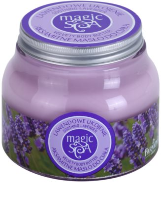 Farmona Magic Spa Soothing Lavender manteca corporal con efecto terciopelo