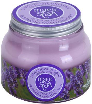 Farmona Magic Spa Soothing Lavender manteiga corporal aveludada