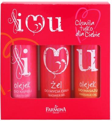 Farmona I love You A Moment Only for You kosmetická sada I.