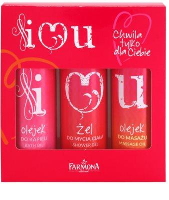 Farmona I love You A Moment Only for You Kosmetik-Set  I.