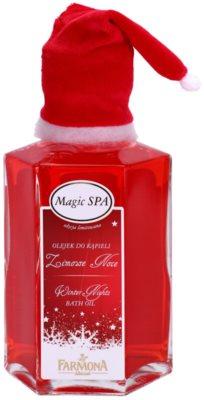 Farmona Magic Spa Winter Nights fürdő olaj