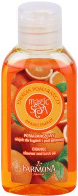 Farmona Magic Spa Orange Energy olejek pod prysznic i do kąpieli