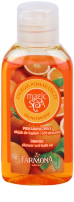 Farmona Magic Spa Orange Energy óleo de banho e duche