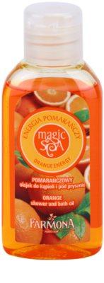 Farmona Magic Spa Orange Energy olje za prhanje in kopel
