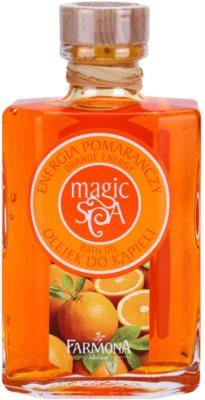 Farmona Magic Spa Orange Energy aceite de baño