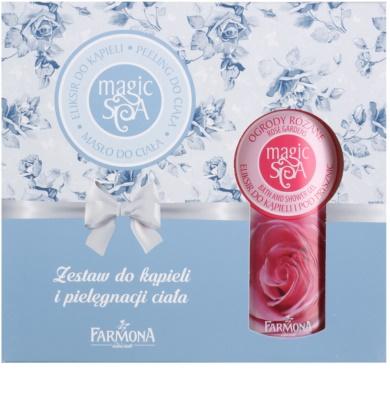 Farmona Magic Spa Rose Gardens Kosmetik-Set  I.