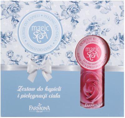 Farmona Magic Spa Rose Gardens lote cosmético I.