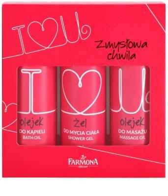 Farmona I love You Sensual Moment kozmetični set I.
