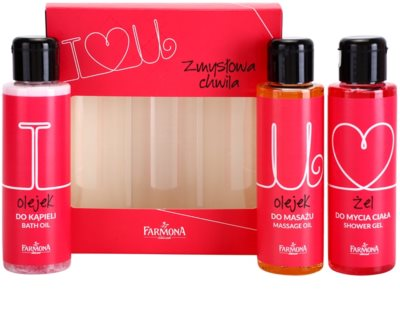 Farmona I love You Sensual Moment lote cosmético I. 1
