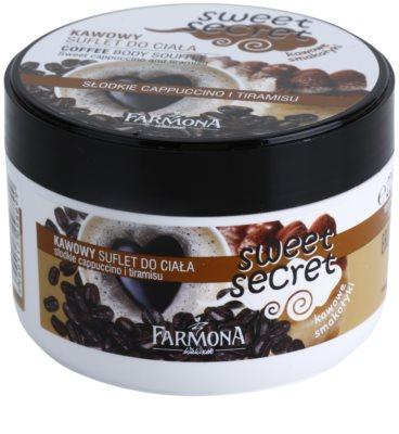 Farmona Sweet Secret Coffee суфле для тіла