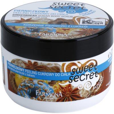 Farmona Sweet Secret Gingerbread cukrový peeling
