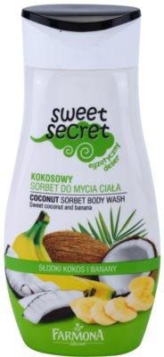Farmona Sweet Secret Coconut сорбет для душа