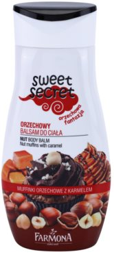 Farmona Sweet Secret Nut tělový balzám