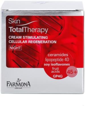 Farmona Skin Total Therapy nočna krema, ki stimulira regeneracijo celic 2