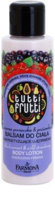 Farmona Tutti Frutti Blackcurant & Wild Strawberry leite corporal