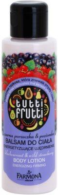 Farmona Tutti Frutti Blackcurant & Wild Strawberry telové mlieko