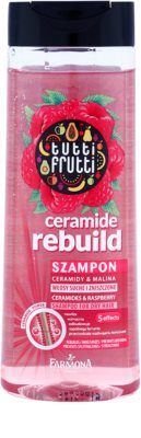 Farmona Tutti Frutti Ceramide Rebuild шампунь для сухого або пошкодженого волосся