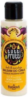Farmona Tutti Frutti Kaki & Maracuja leche corporal