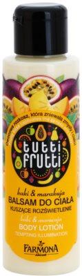 Farmona Tutti Frutti Kaki & Maracuja lotiune de corp