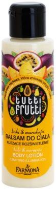 Farmona Tutti Frutti Kaki & Maracuja telové mlieko