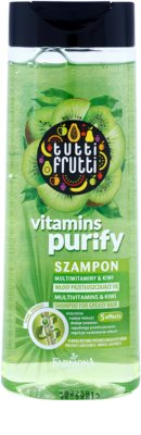 Farmona Tutti Frutti Vitamins Purify sampon pentru par gras