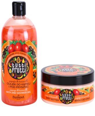 Farmona Tutti Frutti Papaja & Tamarillo lote cosmético I. 1