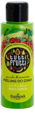 Farmona Tutti Frutti Pear & Cranberry Körperpeeling