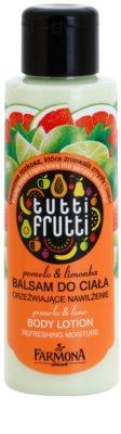 Farmona Tutti Frutti Pomelo & Lime telové mlieko