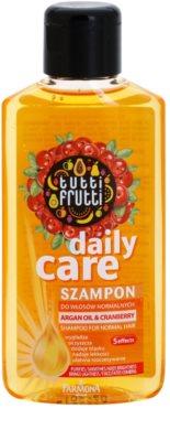 Farmona Tutti Frutti Argan Oil & Cranberry šampon pro normální vlasy
