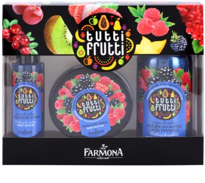 Farmona Tutti Frutti Blackberry & Raspberry kozmetická sada I.