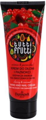 Farmona Tutti Frutti Cherry & Currant obnovujúci krém na ruky