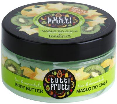 Farmona Tutti Frutti Kiwi & Carambola maslo za telo