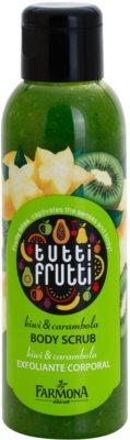 Farmona Tutti Frutti Kiwi & Carambola exfoliante corporal