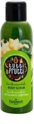 Farmona Tutti Frutti Kiwi & Carambola пілінг для тіла