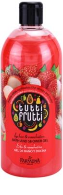 Farmona Tutti Frutti Lychee & Rambutan Dusch- und Badgel