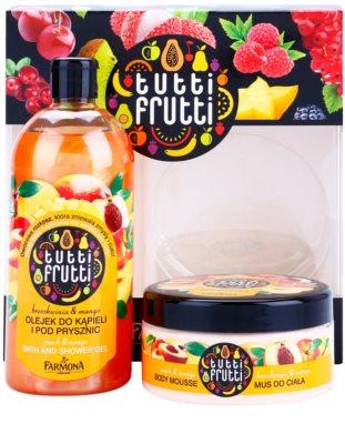 Farmona Tutti Frutti Peach & Mango kozmetični set II. 1