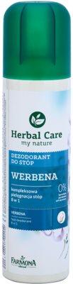 Farmona Herbal Care Verbena дезодорант для ніг 8 в 1