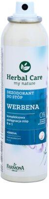 Farmona Herbal Care Verbena dezodorant za stopala 8 v 1 1
