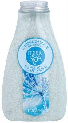 Farmona Magic Spa Winter Cuddle aromatická koupelová sůl s minerály