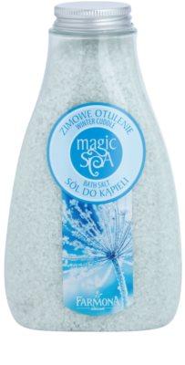 Farmona Magic Spa Winter Cuddle sal aromático de banho com minerais